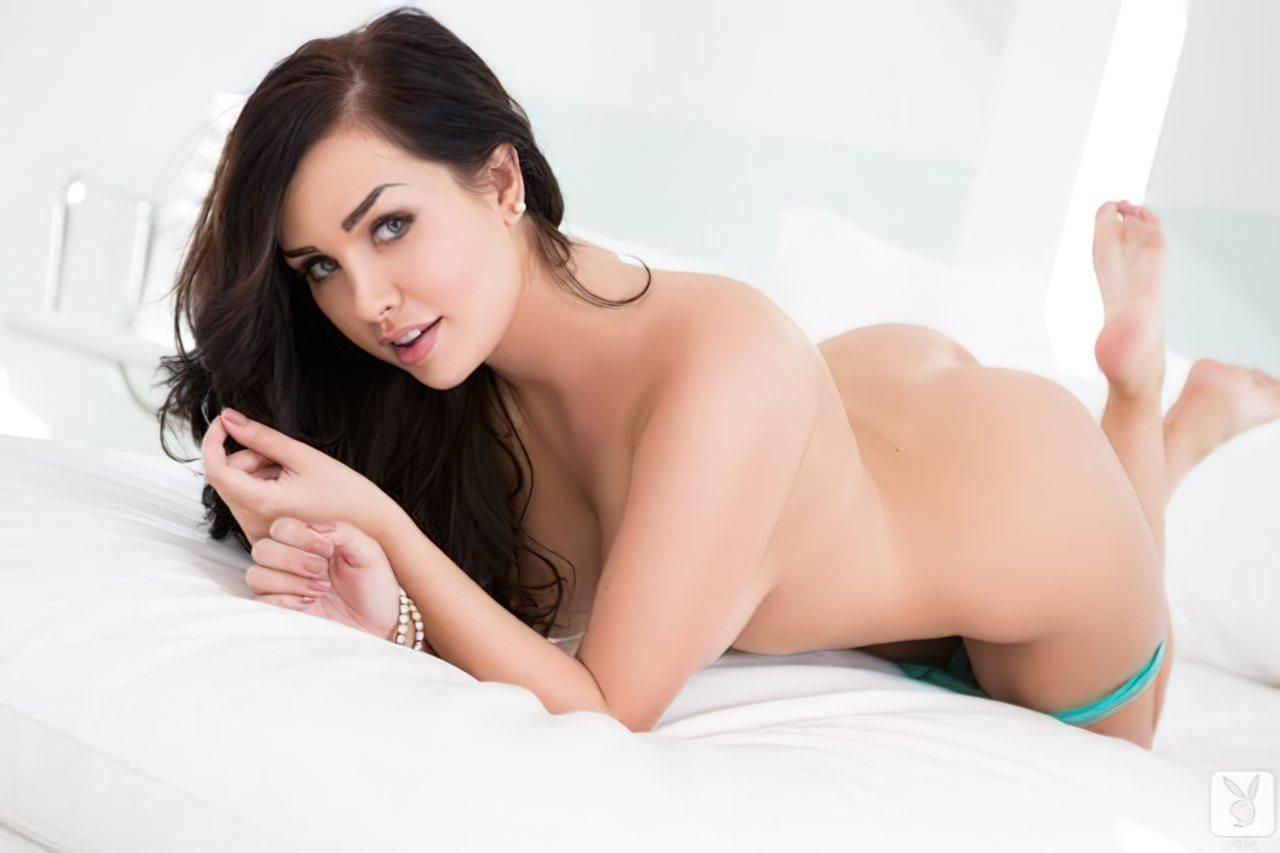 Ann Denise na Playboy (23)