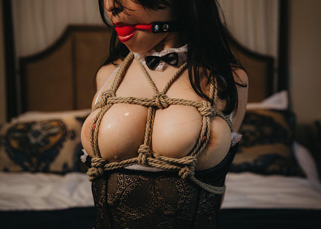 Bondage com Esposa (5)