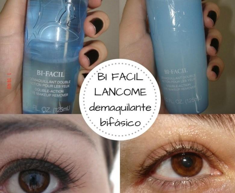 Demaquilante Bi-Facil Lancôme!