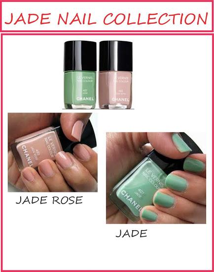 Esmalte Chanel Cores - Jade