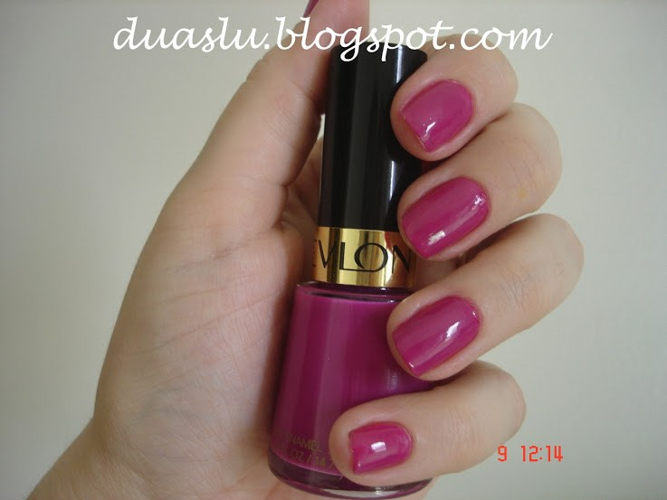 Plum Seduction da Revlon!