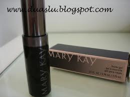 Mary Kay Brow Gel resenha gel para sobrancelhas