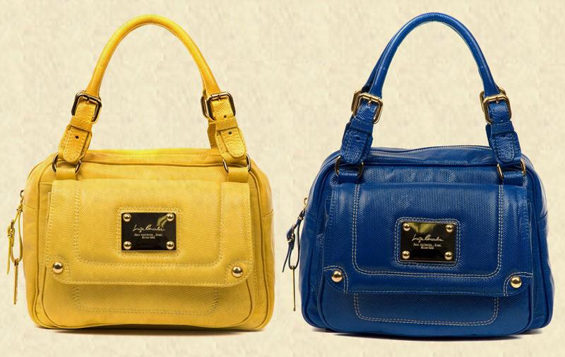 Bolsa amarela inspirações Luiza Barcelos