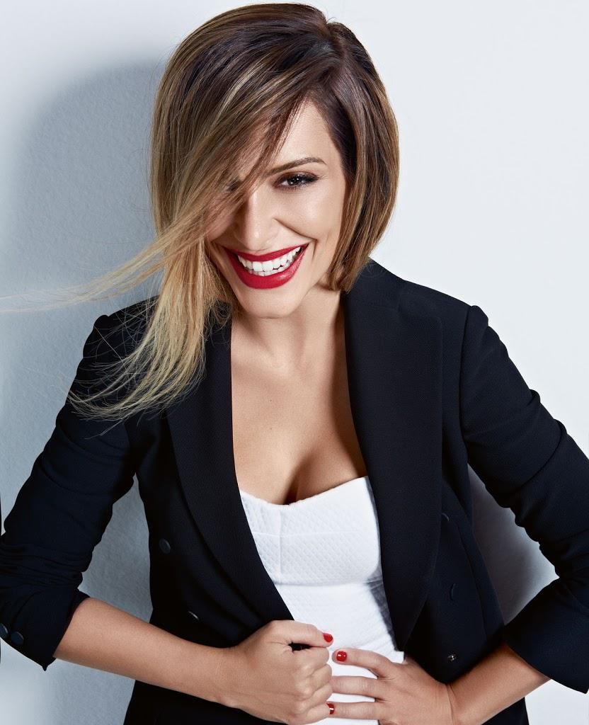 Cléo Pires loira inspiração cabelos