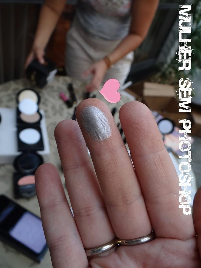 Maquiagens da Eudora - testei