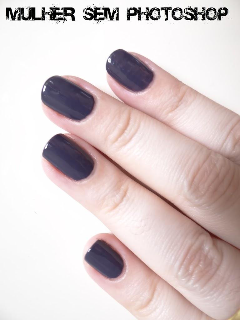 Esmalte Bleu Asphalte Borjois