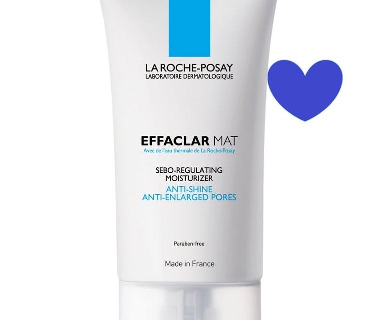Effaclar MAT La Roche Posay hidratante para pele oleosa