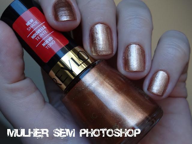Esmalte Copper Penny da Revlon