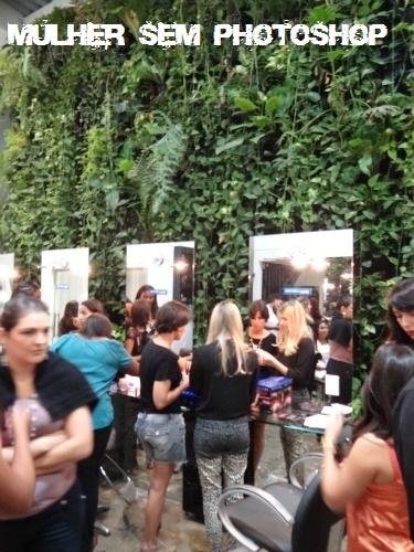 Evento Lojas Rede e Maybelline