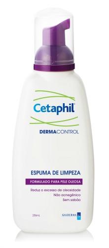 Cetaphil Dermacontrol Espuma de Limpeza