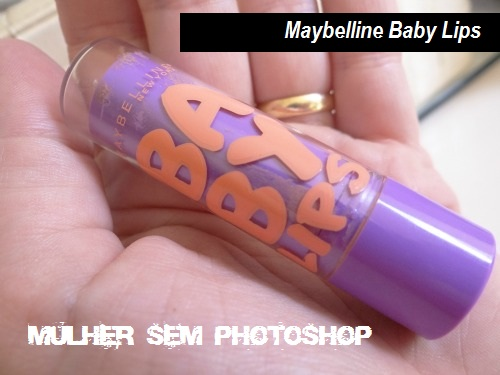 Maybelline Baby Lips Peach Kiss