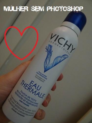 Água Termal da Vichy