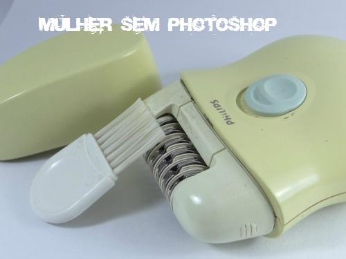 Satinelle Philips depilador elétrico resenha