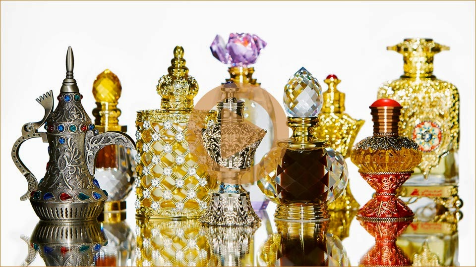 Luxo e riqueza: os perfumes Asgharali