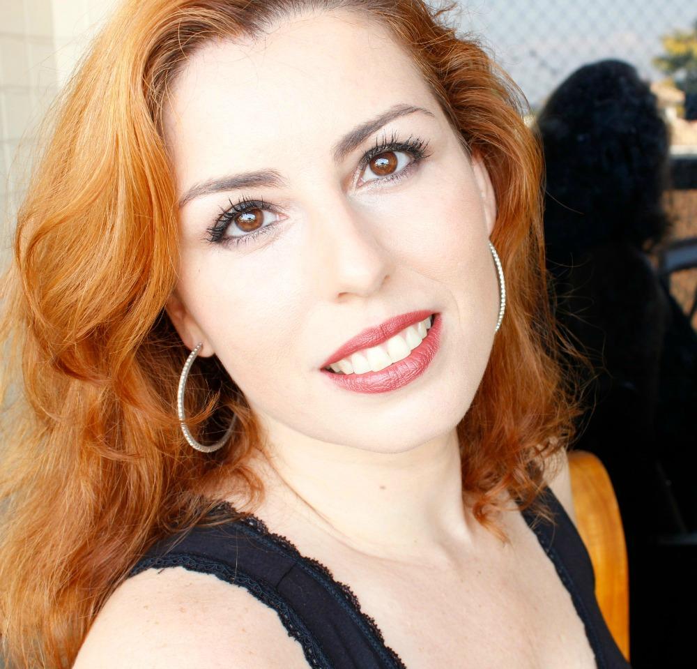 Blogueira Luciana Vilela - Mulher Sem Photoshop