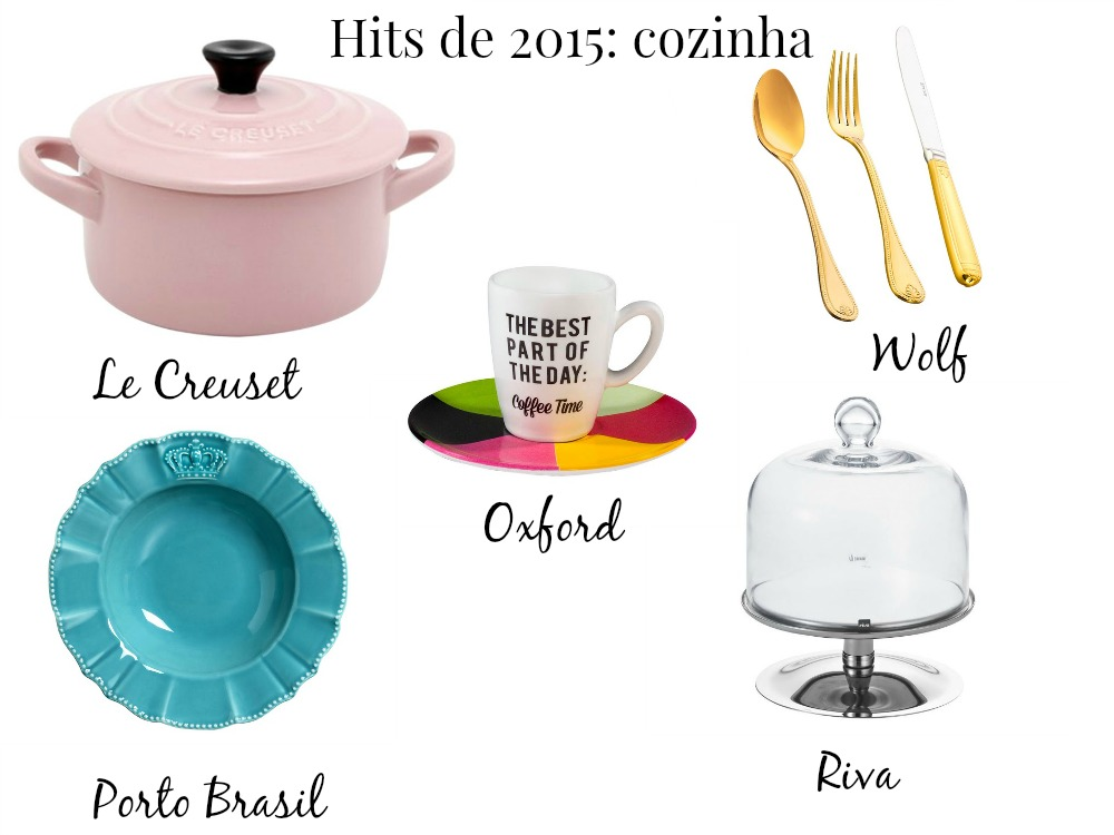 Le Creuset no Hits 2015 Westwing