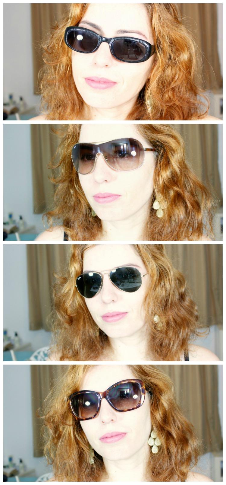 Meus óculos escuros - Conexão Carioca
