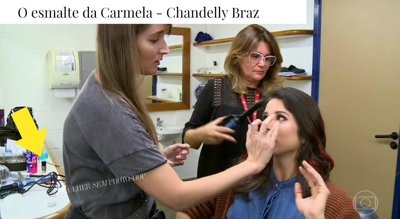Esmalte de Carmela - Chandelly Braz - Haja Coração