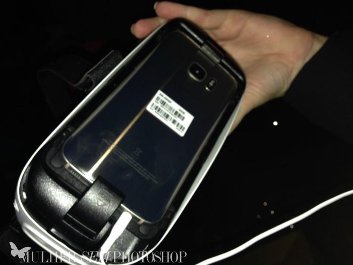Samsung Gear V6 + Galaxy S7