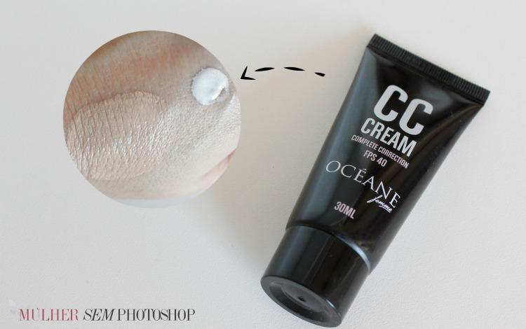 CC Cream Oceane Resenha