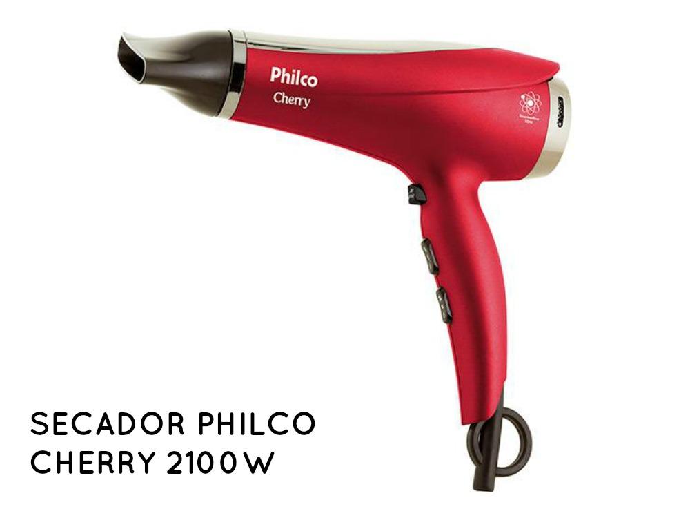 Secador Philco Cherry 2100W