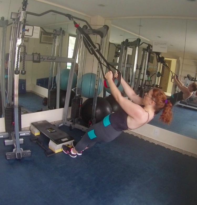 Rotina Fitness