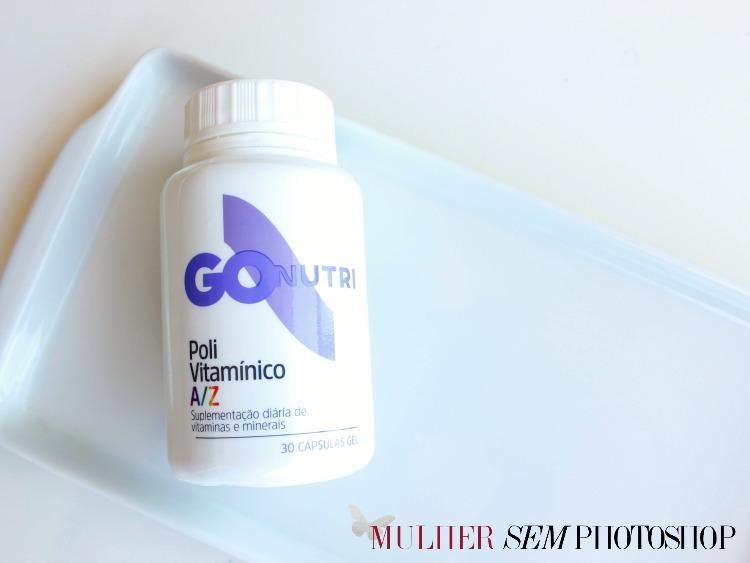 Go Nutri – polivitamínico A/Z