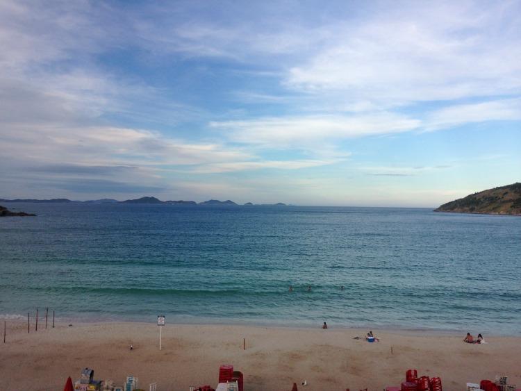 Arraial do Cabo - vista da Prainha