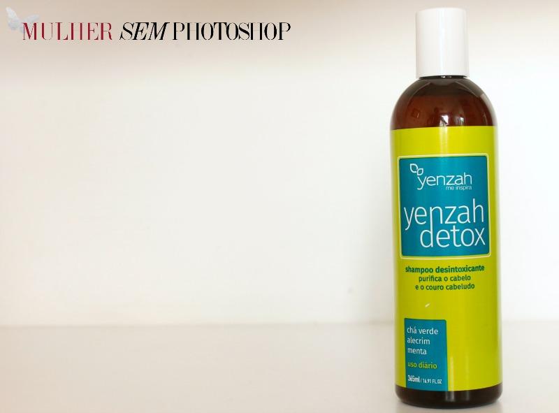 Yenzah Detox Shampoo