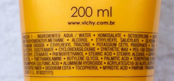 Vichy Ideal Soleil Hydra Soft - protetor solar corpo