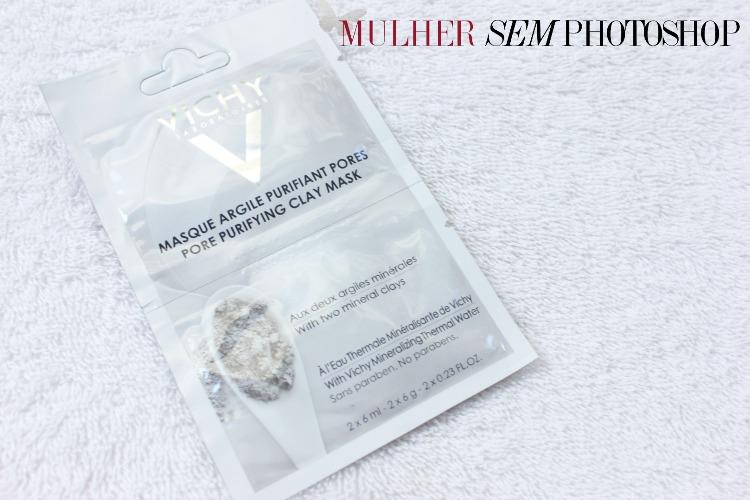 mascara mineral argila purificante vichy resenha