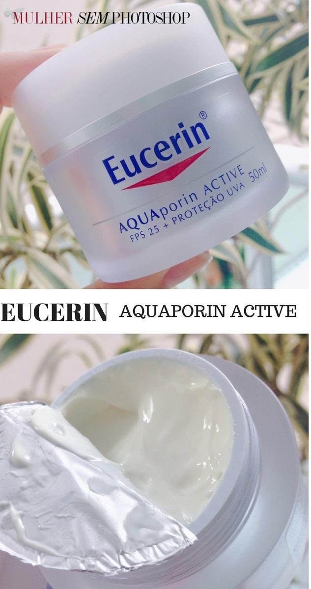 Eucerin Aquaporin Active resenha