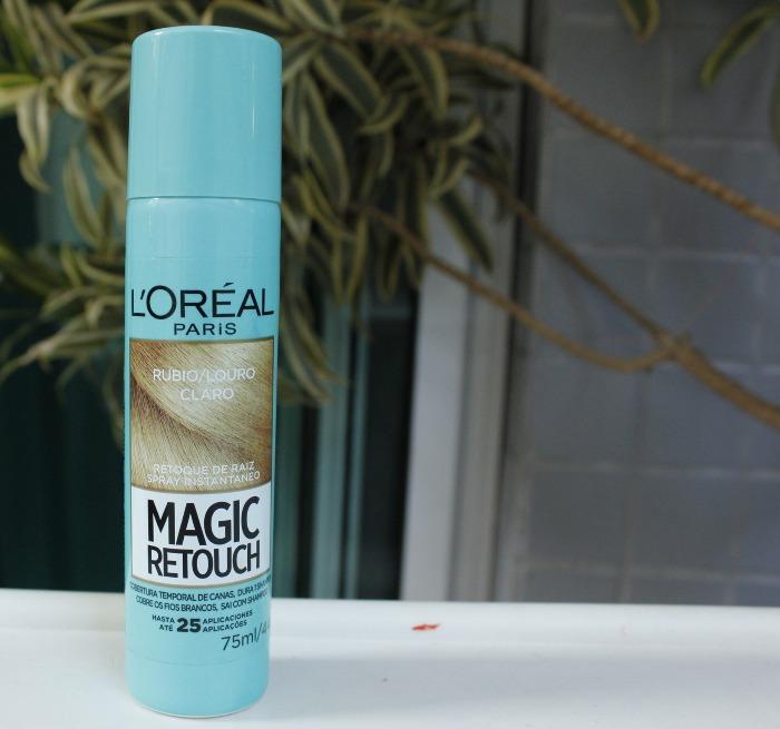 Loreal Magic Retouch resenha