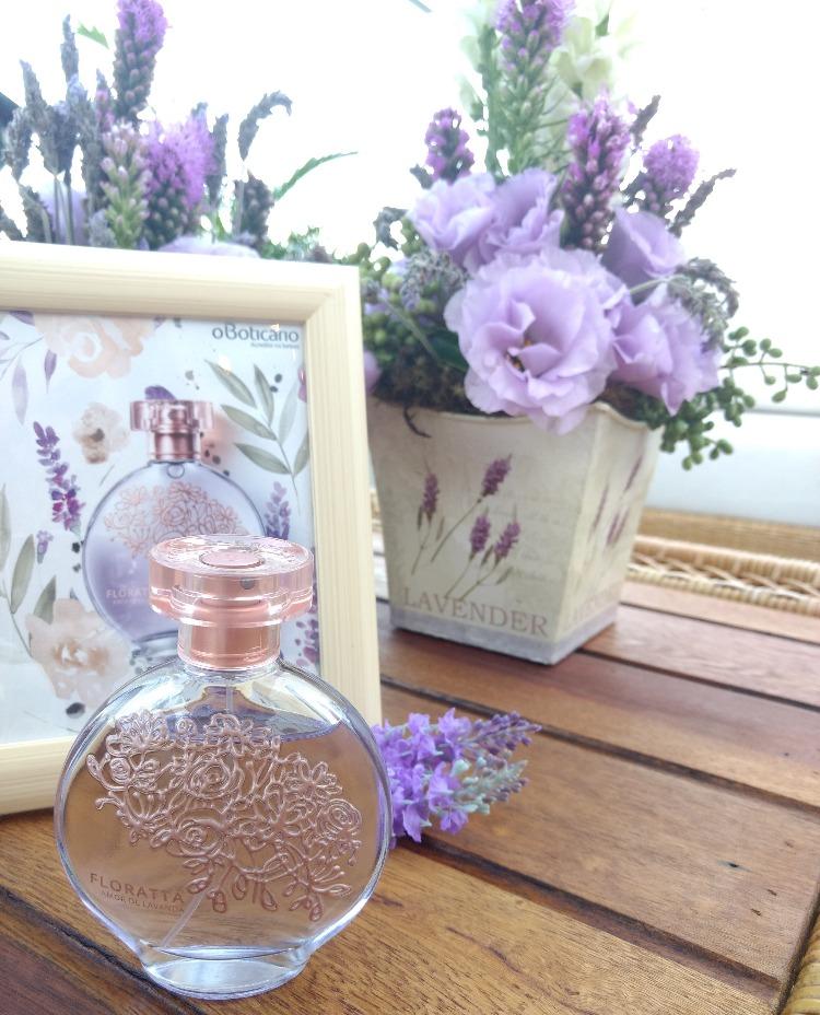 Floratta Amor de Lavanda Boticário resenha