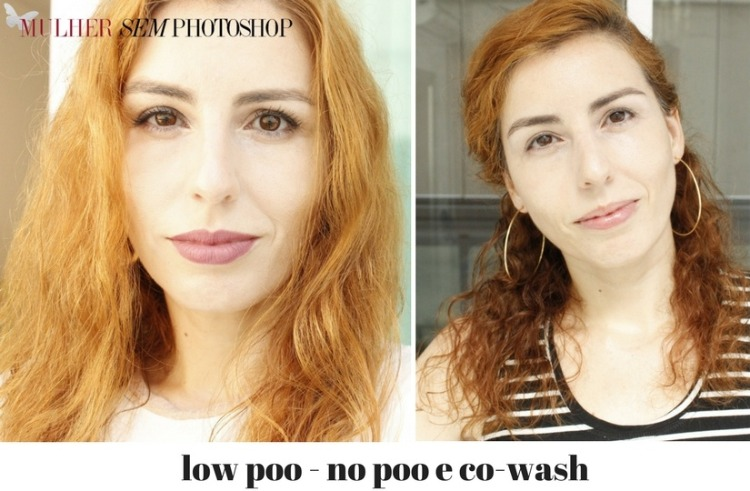 Low Poo é só para cacheadas? E Co-Wash?
