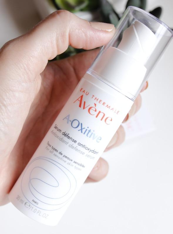 A-Oxitive Serum - vitamina C da Avene resenha
