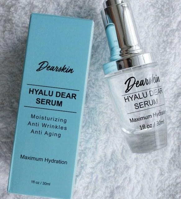 Hyalu Dear Serum – ácido hialurônico da DearSkin