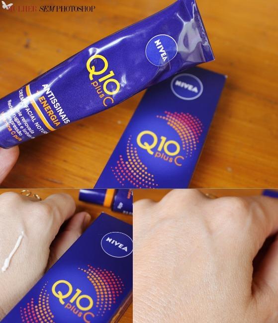 Nivea Q10 Plus C resenha