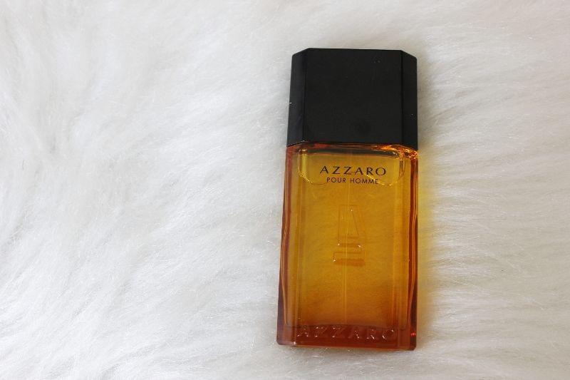 Azzaro Pour Homme - resenha de perfume masculino