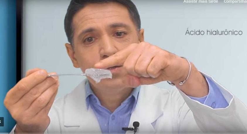 Ácido hialuronico 100% puro