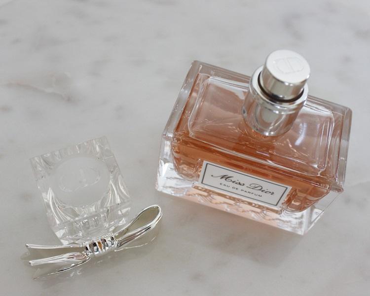 Miss Dior Eau de Parfum 2017 resenha de perfume