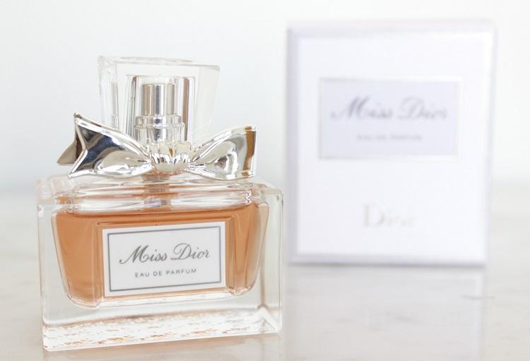 Miss Dior Eau de Parfum – resenha da versão 2017