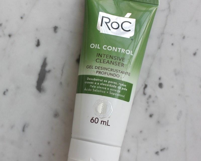 Roc Oil Control Intensive Cleanser – resenha de sabonete facial