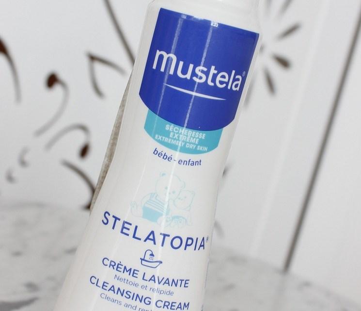 Stelatopia Cleansing Cream – resenha (creme de limpeza da Mustela)
