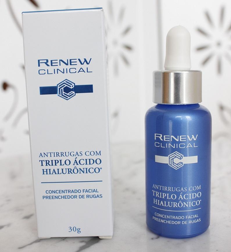 Triplo ácido hialurônico Avon resenha hidratante
