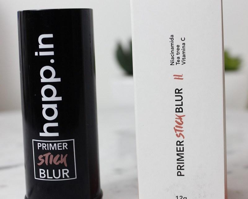 Primer Stick Blur Happin Beauty – resenha – maquiagem e tratamento