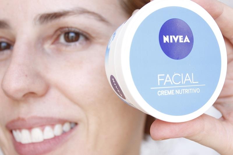 Creme Facial Nivea Nutritivo resenha