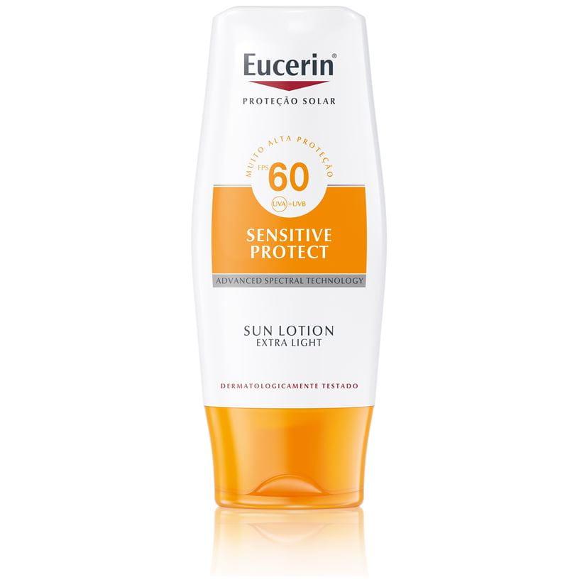 Eucerin Sun Extra Light Sensitive Protect FPS60 resenha