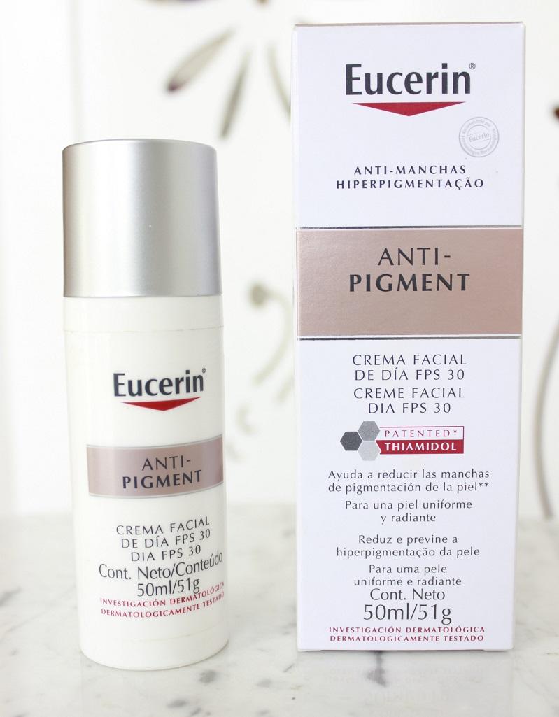Eucerin Anti Pigment Dia FPS30 resenha