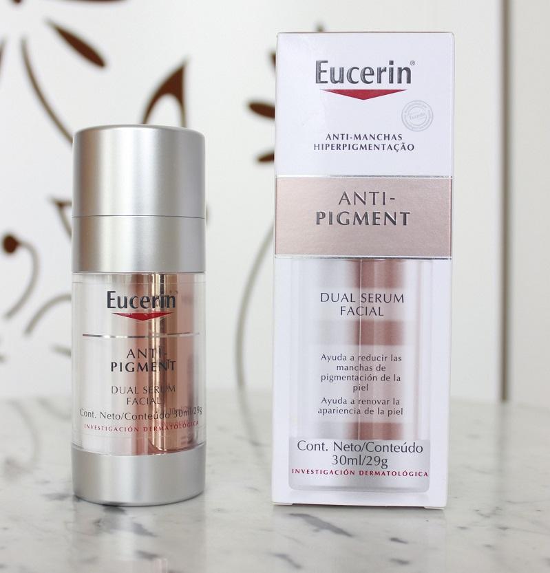 Eucerin Anti Pigment Dual Serum resenha